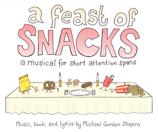 a feast of snacks cover art