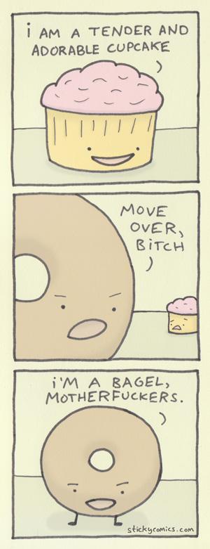 Cupcakes ain't shit