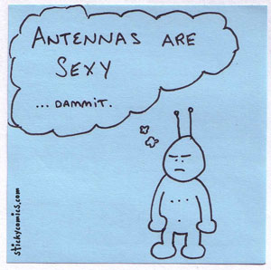 antennas are sexy