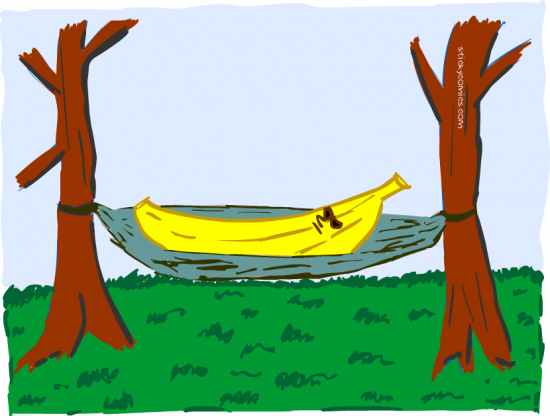 banana hammock