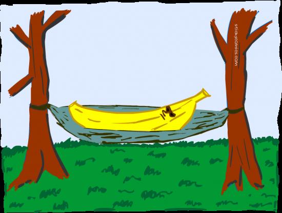 Large Banana Hammock Banana Hammock