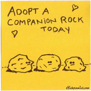 companion rock