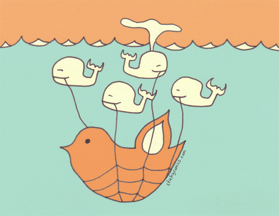 fail whale fail - there are so many ways to do it wrong