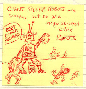 killer robots