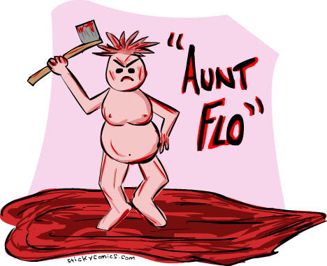 Aunt Flow