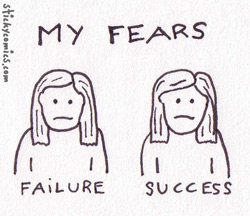 my fears