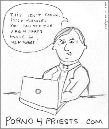 porno for priests
