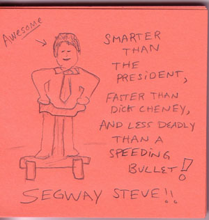 segway steve
